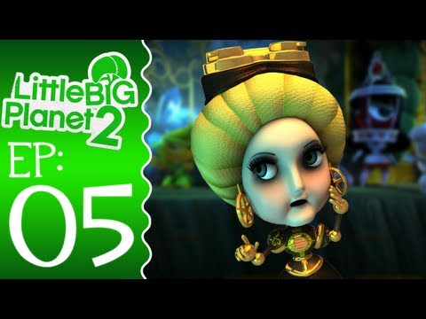 littlebigplanet2 - In this episode we do our first mission as a part of the Alliance! :) Rating and commenting on this video really helps me out, if you can. Not only can you t...