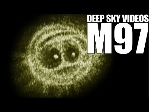 Owl Nebula (M97 oder ein Pokemon) - Deep Sky Videos