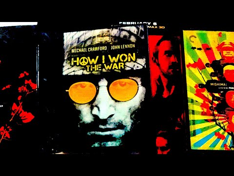 How I Won The War starring John Lennon and Michael Crawford