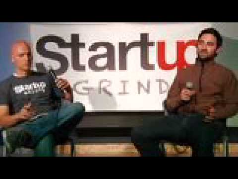 Eric Eldon (TechCrunch) at Startup Grind Silicon Valley