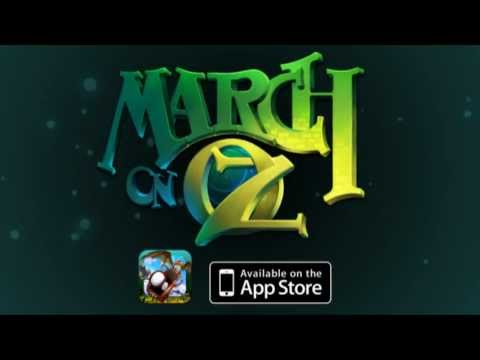 March on Oz Trailer