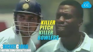Video IND vs WI | KILLER PITCH - KILLER BOWLERS |  WHEN WI was So Strong to defend any Total !! MP3, 3GP, MP4, WEBM, AVI, FLV Oktober 2018