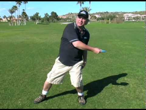Discraft Disc Golf Clinic: Throwing Basics