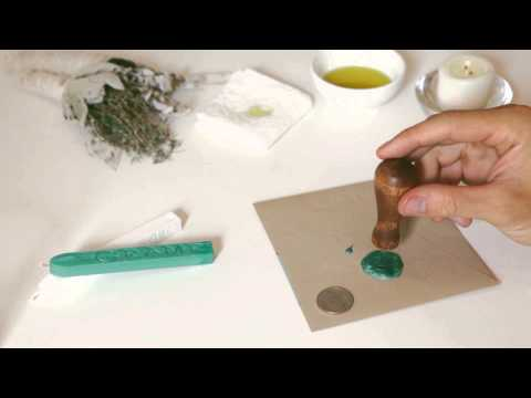 How to Make a Perfect Wax Seal