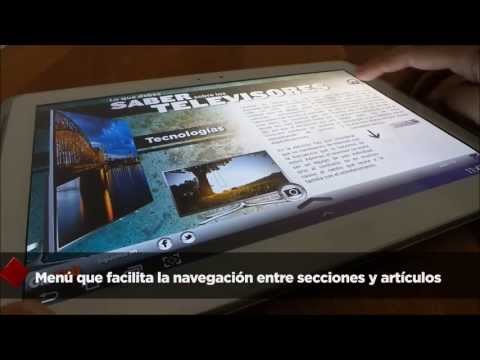 Video of GizTab Revista