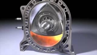 On connait tous le moteur rotatif, mais savez vous vraiment comment il fonctionne ?