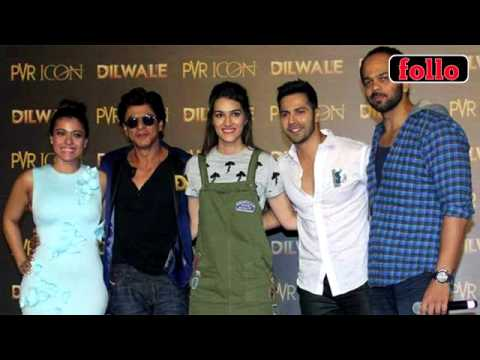 Dilwale Sets A New Record Overseas!
