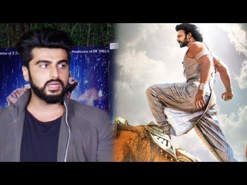 Arjun Kapoor's SURPRISING Reaction On Baahubali 2