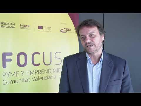 Entrevista a Carlos Mínguez en Focus Pyme y Emprendimiento Llíria 2019[;;;][;;;]