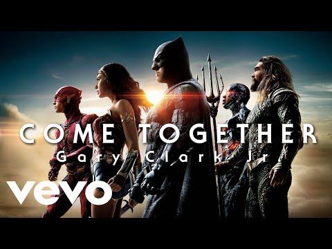 """Come Together"" - Justice League Music Video"
