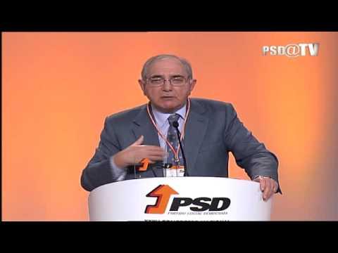 XXXV Congresso PSD - Intervenção de Rui Machete