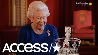 Video The Crown Jewels Were Hidden In A Cookie Tin During WWII | Access MP3, 3GP, MP4, WEBM, AVI, FLV April 2018