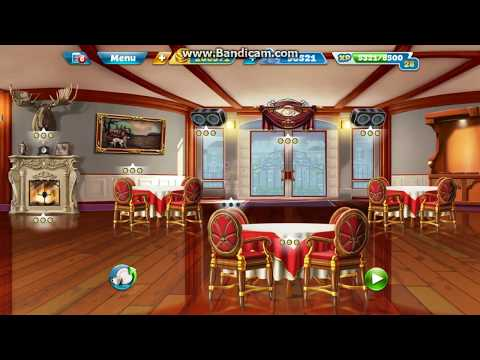 Cooking Fever Buying Breakfest Café And Upgrading Everything