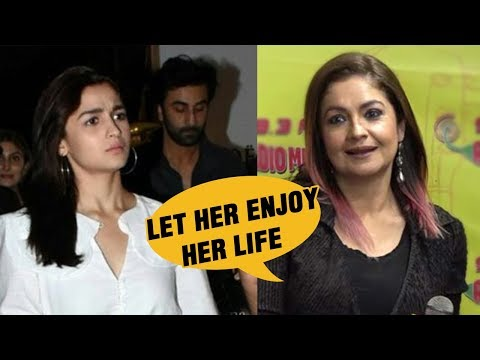 Sister Pooja Bhatt Reacts On Alia Bhatt And Ranbir