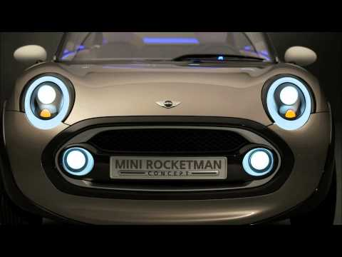0 MINI   Rocketman Concept