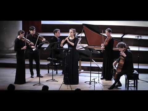 See video  Georg Philipp Telemann - Concerto in F Major (TWV 51:F1) PART I