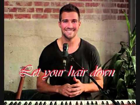 Tekst piosenki James Maslow - Let your hair down po polsku