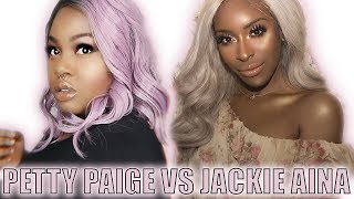 Video JACKIE AINA ACCUSES PETTY PAIGE OF HACKING AND THEFT MP3, 3GP, MP4, WEBM, AVI, FLV Juni 2018