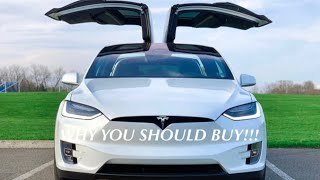 Why You Should Buy A Tesla Model X!!