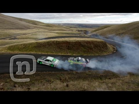 0 You Have Died of Drift entary: Ryan Tuerck and Rob Primo Drift the Oregon Trail [Videos]