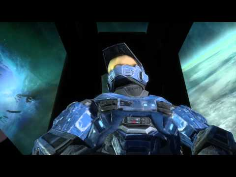 Caboose Visits the Halo Reach Campaign Video