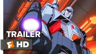 The Transformers: The Movie Official 30th Anniversary Blu-Ray Trailer (2016) - Animated Movie by  Movieclips Trailers