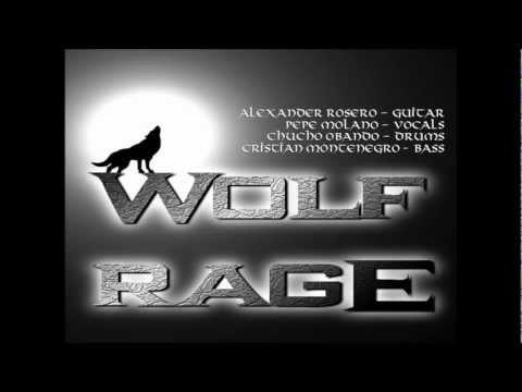 Wolf Rage - Poguearé Sobre Tu Tumba