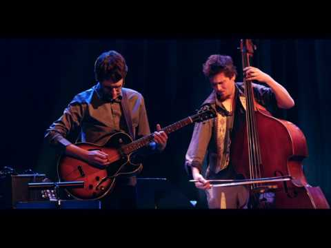 David Dorůžka Trio - Glaciers Melting