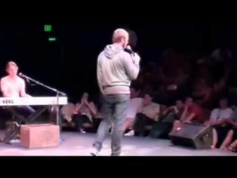 HILARIOUS RORY SCOVEL - Bumbershoot 2011 Pt. 2 - Must Watch!
