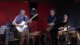 'Event Horizon' in '12on14 Jazz Club'