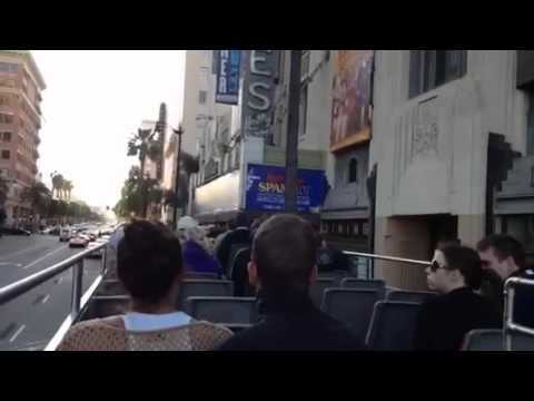 LA SIGHTSEEING TOUR 2