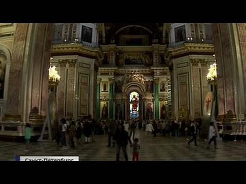 Церковь или музей: Исаакиевский собор в Санкт-Петербурге стал \