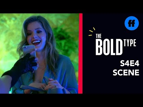 The Bold Type Season 4, Episode 4   Capturing The Real Sutton Brady   Freeform