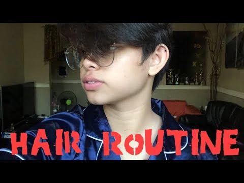 Short haircuts - New Haircut! ( Hair Routine for Short Hair!!)