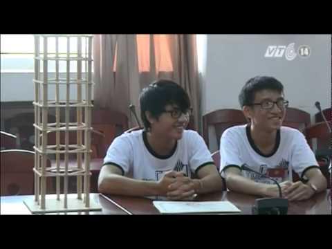 Nhà chống động đất của sinh viên Việt Nam đoạt giải quốc tế