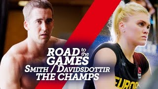 Nonton Road to the Games 16.01: Smith / Davidsdottir Film Subtitle Indonesia Streaming Movie Download