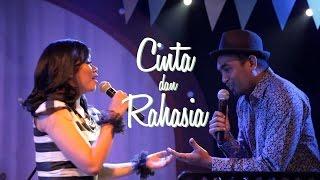 Video Yura Yunita ft  Glenn Fredly - Cinta dan Rahasia ( Live Konser YURA Balada Sirkus ) MP3, 3GP, MP4, WEBM, AVI, FLV Oktober 2018