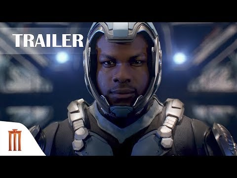 Pacific Rim: Uprising - Official Trailer Major Group