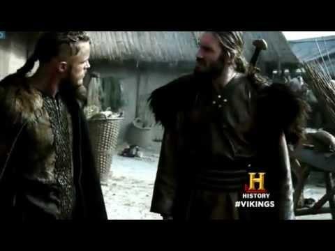 Vikings 1.03 (Clip)