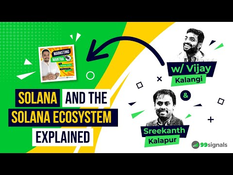 Watch 'Solana Explained: Everything You Need to Know About the Solana Ecosystem (w/ SolRazr founders)'