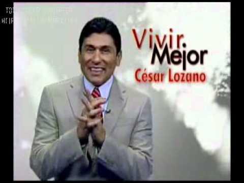 Dr. Cesar Lozano. Bendicion