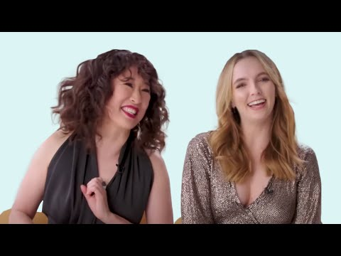 the best of: Killing Eve cast