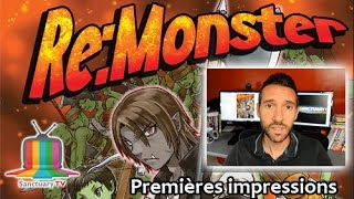 Re:Monster 1 : Chronique manga