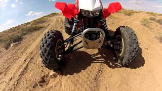 6. 2013 Honda TRX450R quick look