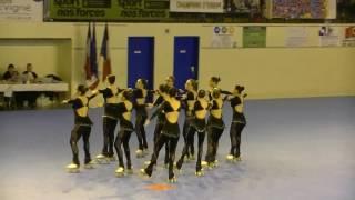 Livry-Gargan France  city photo : chpt de France de patinage a roulette Livry Gargan 2015