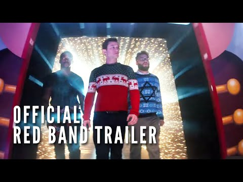 The Night Before Red Band Trailer