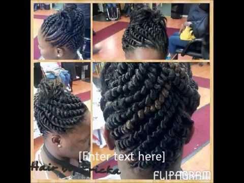 Black Hairstyles 2014