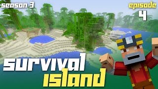 Minecraft Xbox One: Survival Island - Season 3! (Ep.4 - Expanding the Cave!)