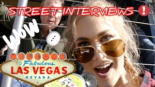 STREET INTERVIEWS IN LAS VEGAS w/ JOYA by Joya G