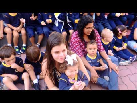 Homenagem aos pais - Educação Infantil